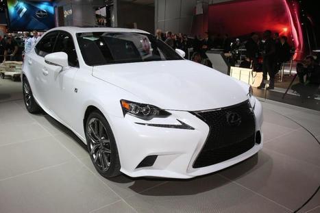 Lexus IS en vidéo | Lexus vu par le web (français) | Scoop.it