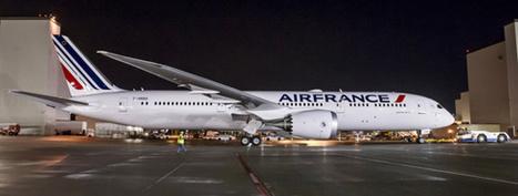 Le 1er Dreamliner d'Air France se posera à Roissy le 2 décembre | Aviation & Airliners | Scoop.it