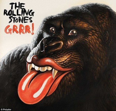 The Rolling Stones first single in seven years - Doom And Gloom - attracts rave reviews | News of the Web | Scoop.it