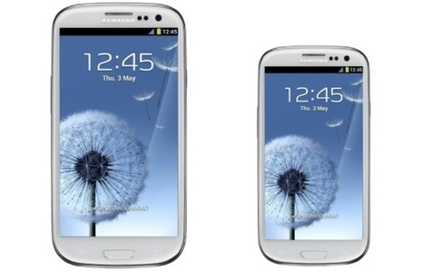Samsung Galaxy S3 Mini Releasing Tomorrow - galaxy SIII mini launchscheduled - Geeky Android - News, Tutorials, Guides, Reviews On Android | Android Discussions | Scoop.it