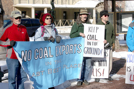 40 Communities Worldwide Organize Actions to Protest Dirty Energy and Highlight Urgent Need to Address Climate Change | EcoWatch | Scoop.it
