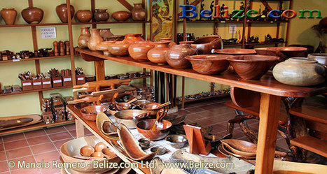 Belizean Rosewood - an exotic wood for carvings and objets d'art | Explorations | Scoop.it