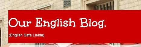 Our English Blog.   Blogs in the English Classroom   Scoop.it