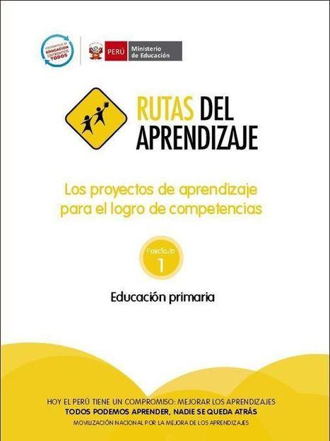 Proyectos de Aprendizaje para el Logro de Competencias - Educ. Primaria | eBook | Recull diari | Scoop.it