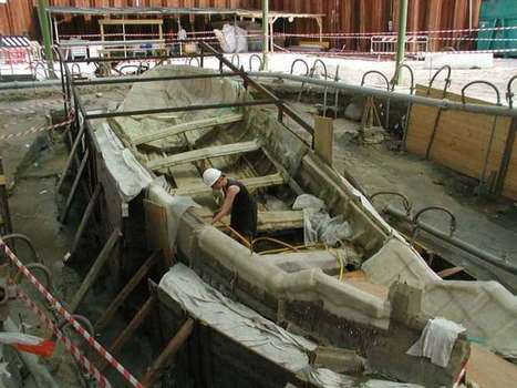 Navi Antiche, il museo navale più grande d'Europa: il ministro Bray ... - PisaToday | Archeologia | Scoop.it