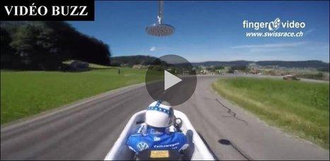 20 minutes - Il transforme sa baignoire en voiture de course ! - Videostory | Baignoire.Pro | Scoop.it