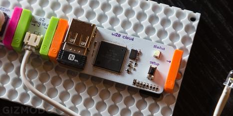 LittleBits Now Lets You Build Your Own DIY Smart Home | Technologie Au Quotidien | Scoop.it