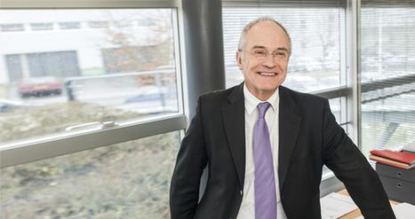 Bertrand Delcambre, président du CSTB : « L'homme doit être la préoccupation centrale »   Domosens   Scoop.it