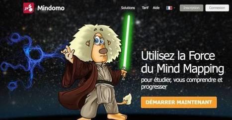 Mindomo Un bon outil de mind mapping pour l'éducation – Les Outils Tice | Cartes mentales | Scoop.it