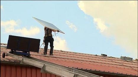 'Zonnepanelen voor iedereen onmogelijk' - omroep Flevoland | Duurzaam wonen | Scoop.it