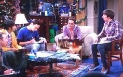 Un épisode de Big Bang Theory sur le JDR | Jeux de Rôle | Scoop.it