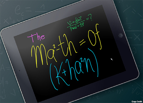 The Math of Khan -- THE Journal   APRENDIZAJE   Scoop.it
