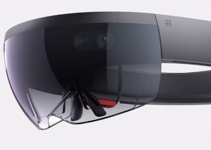 Microsoft HoloLens and Our Unreal Future | Virtual Reality VR | Scoop.it