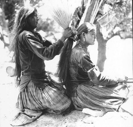Why Navajo Hair Matters: It's Our Culture, Our Memory, and Our Choice - ICTMN.com | Cultures & Sociétés | Scoop.it