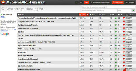 Come cercare i files su Mega | news internet | Scoop.it
