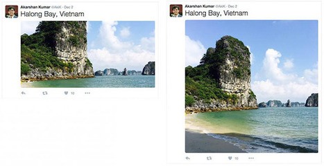 Twitter Unveils Uncropped Photos for a 'Richer Photo Experience' | xposing world of Photography & Design | Scoop.it