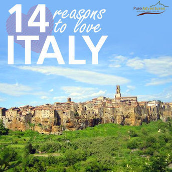14 Things We Love About Italy | travellers | Scoop.it