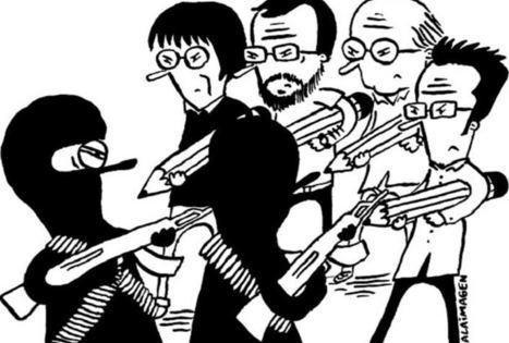 Charlie Hebdo : « le choc des civilisations » - UP Magazine | Conscience - Sagesse - Transformation - IC - Mutation | Scoop.it