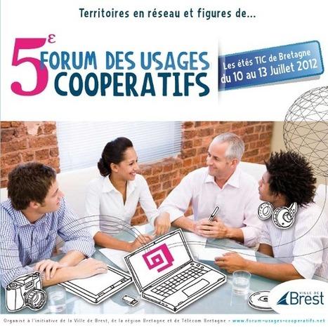 Forum des Usages Coopératifs de l'Internet (Brest) : Le 3e jour en 10 liens essentiels - NetPublic | TICE & FLE | Scoop.it