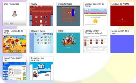 Activités en ligne pour la maternelle | TICE, Web 2.0, logiciels libres | Scoop.it