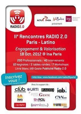 My Music: LES 2ème RENCONTRES RADIO 2.0 Paris | Radio 2.0 (En & Fr) | Scoop.it