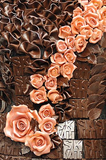 Salon du Chocolat visits London... oh my! - Travel with Kat   Kat's edible journey   Scoop.it