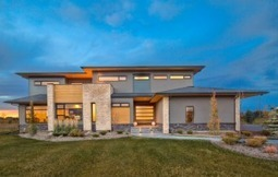 Stunning Modern House Is Made of Seven Prefab Modules | Real Estate Plus+ Daily News | Scoop.it