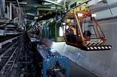 Túnel del LHC | El Cern y la Grid | Scoop.it