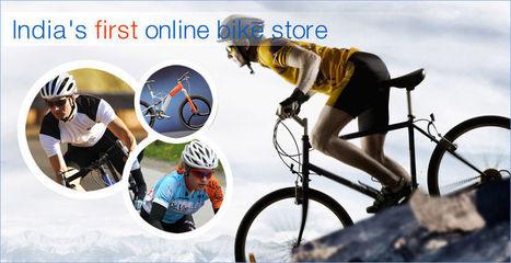 Go Biking : Buy Online Bikes, Bicycles, Bikes Accessories - India's 1st online bike store   Buy Bikes online & Bicycle Accessories India   Scoop.it