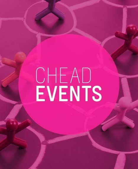 Council for Higher Education in Art & DesignUpcoming Events | | CHEAD Conference 2016 | Creative Art and Design! | Scoop.it