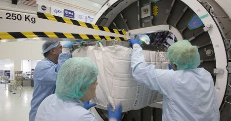 Black mold delays ISS cargo launch from Cape Canaveral | The NewSpace Daily | Scoop.it