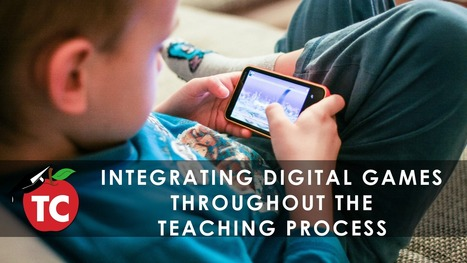 Integrating Digital Games In Teaching Process by @Colen8P | Games and education | Scoop.it