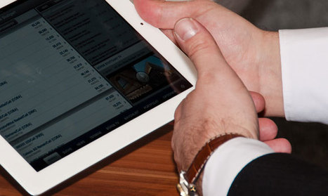 Slideshark adds new tools for enterprise adoption of iPads | Innovative mobile services | Scoop.it