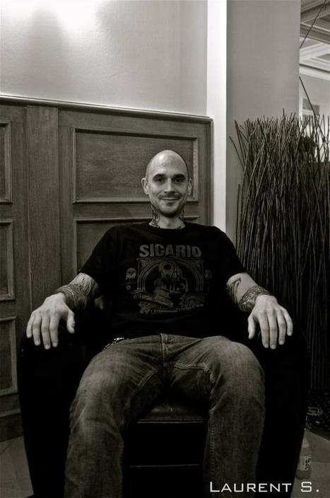 Julien Thibers : des séminaires pour les tatoueurs | Writing the body - Écritures corporelles | Scoop.it