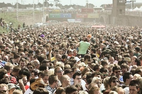 When Crowds Kill: How Apps, Drones And Psychology Can Improve Crowd Control | FuturICT In the News | Scoop.it