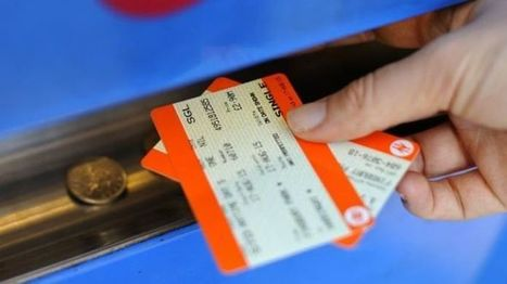 Train fares to rise by average of 2.3% - BBC News | year 13 AQA economics | Scoop.it