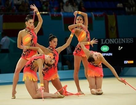 España campeona del mundo en Mazas