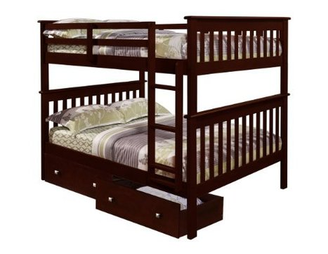 Full Over Full Bunk Beds | Involvery | Scoop.it