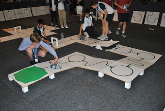 The NXT STEP - LEGO® MINDSTORMS® NXT Blog: RoboCupJunior Australia 2012 Championships | The Robot Times | Scoop.it