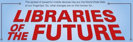 Libraries of the Future [VISUALIZATION] | LibraryScienceList.com | Biblioteche 2.0 | Scoop.it
