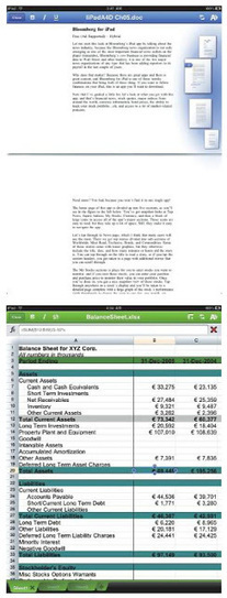 My Ipad Tips: Word, Excel, Powerpoint App for iPad | Using Word PowerPoint and Excel on iPad | Scoop.it