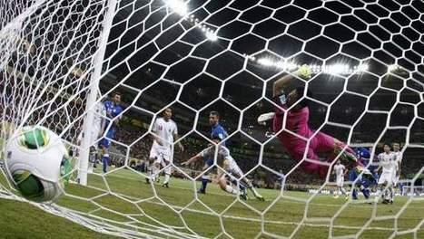 GoalControl beschermt doellijn WK | ICT technology showcase | Scoop.it