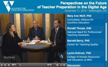 Additional Perspectives on the Future of Teacher Preparation in the ... | Educator Preparation | Scoop.it