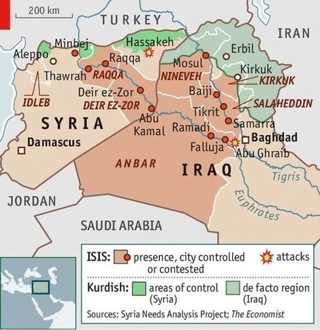 ISIS's Economic Sources ~ The Arab World 360° | The Arab World 360° | Scoop.it