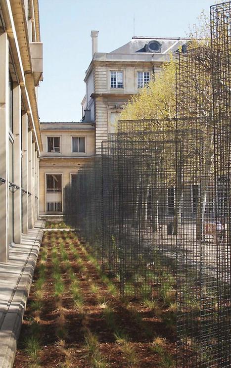 Paris Hidden Garden With History   Urban Gardens   Annie Haven   Haven Brand   Scoop.it