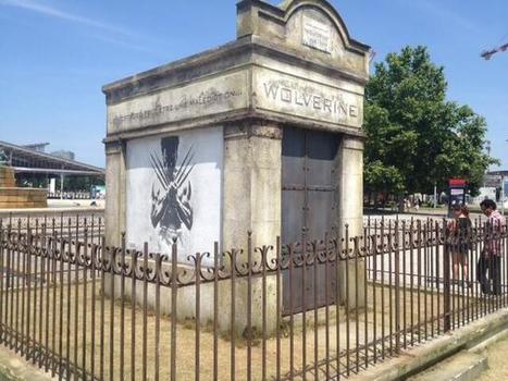 Twitter / palpitt: [Street marketing] Le tombeau ... | STR33T Marketing | Scoop.it