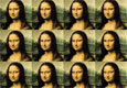 Monna Lisa au photomaton | Paradoxe graphique | Looks -Pictures, Images, Visual Languages | Scoop.it
