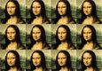 Monna Lisa au photomaton | Paradoxe graphique | Looks -Pictures, Images, Visual Languages | Scoop.it
