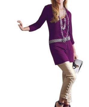 $@$   Longshirt von heine modisch in offwhite / weiß Gr. 36 | Pullover Damen Günstig | Scoop.it