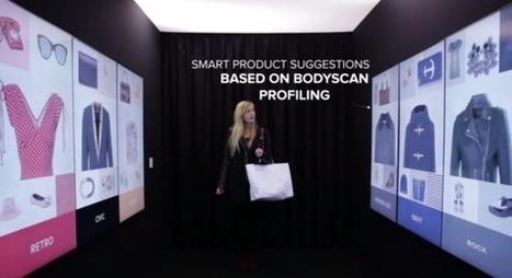 France : Klepierre et DigitasLBI Labs imaginent l'Inspiration Corridor, un dispositif phygital de recommandation de produits pour les centres commerciaux - Ooh-tv | Commerceconnecté | Scoop.it